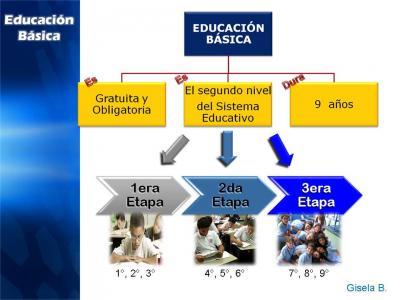 Diseño Curricular en la Educacion Basica
